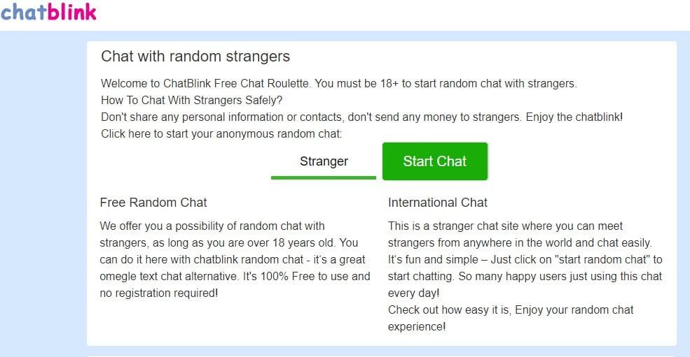 Text sites random chat Random Chat