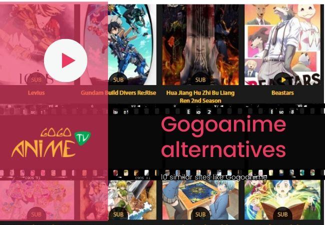 15 most amazing Gogoanime alternatives in 2020