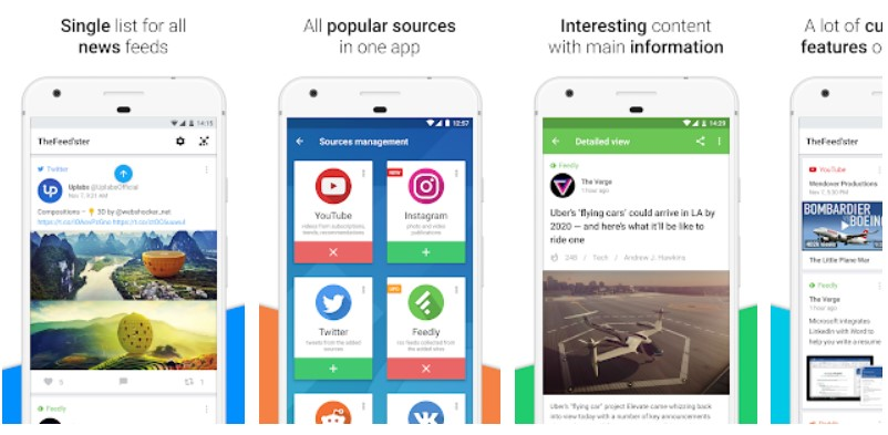 feedster android app