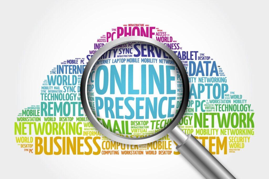 Online presence importance as a freelancer