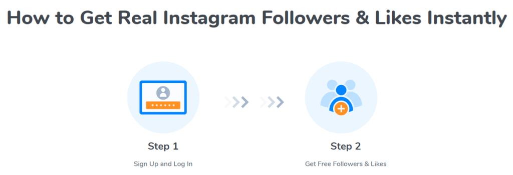 Instagram like buy